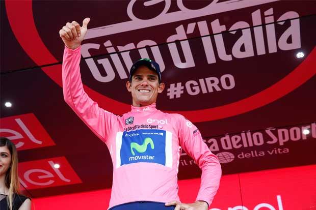 Andrey Amador confirmado para el Giro de Italia