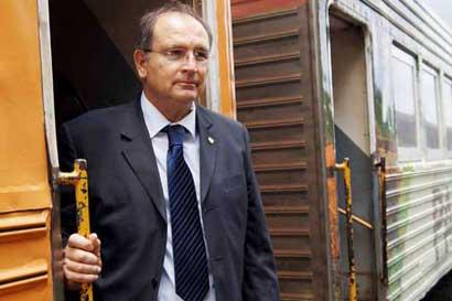 Christian Vargas renuncia a la presidencia ejecutiva del Incofer