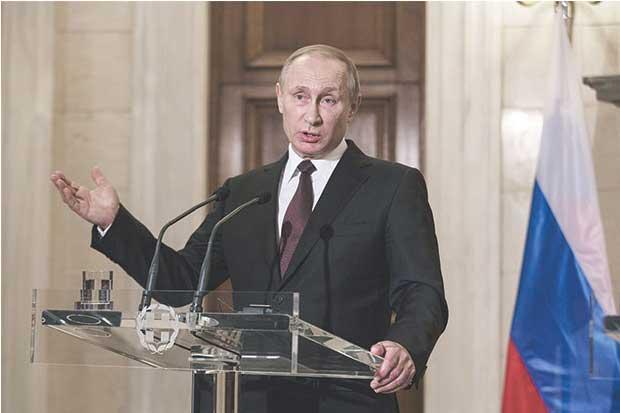 Putin y Trump acuerdan reunirse por primera vez en julio