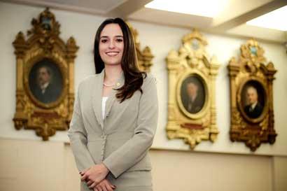 Natalia Díaz es elegida como vicepresidenta de la Asamblea Legislativa