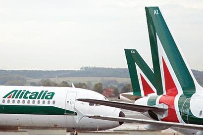 Alitalia tendrá problemas en hallar comprador tras nueva quiebra