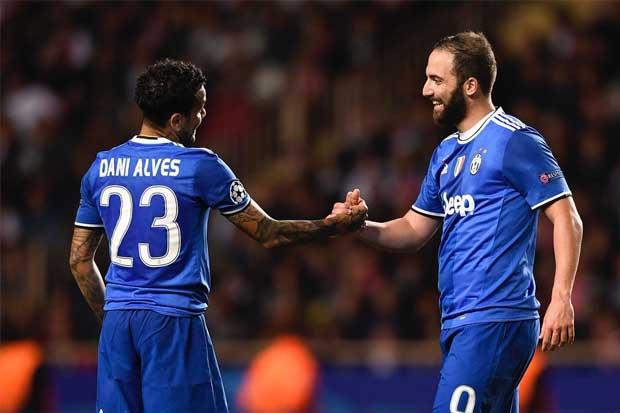 Juventus mata la ilusión del Mónaco en la Champions League