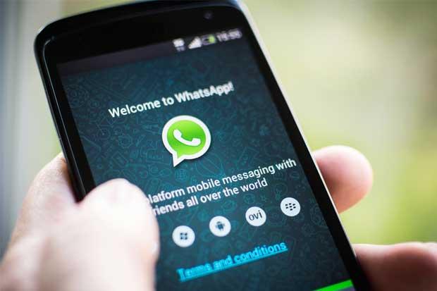 WhatsApp sufre caída mundial