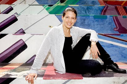 Gabriela Mora, lista para debutar como directora de la OSN