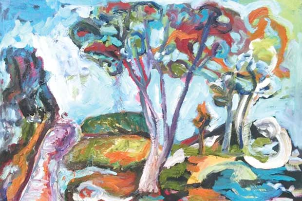 Obras de poeta Miguel Lohlé inspiran arte infantil