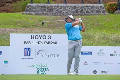 Mañana iniciará primer torneo PGA realizado en Costa Rica