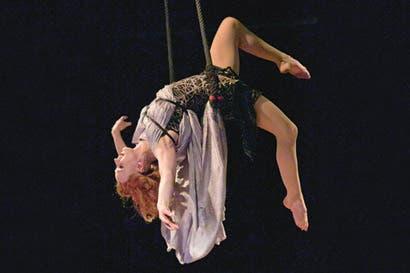 Festival de Danza Aérea se inicia el viernes
