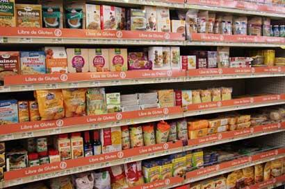Mercado de productos libres de gluten aumentó un 12%