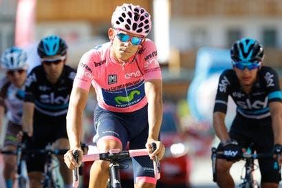 Amador será escudero en el Centenario del Giro