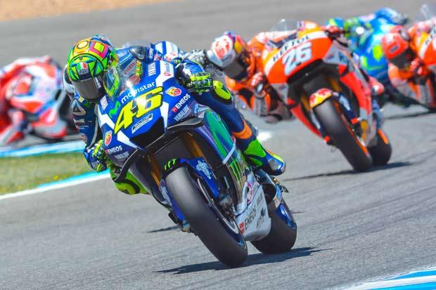 Moto GP Dani Pedrosa dominó el arranque del Gran Premio de España