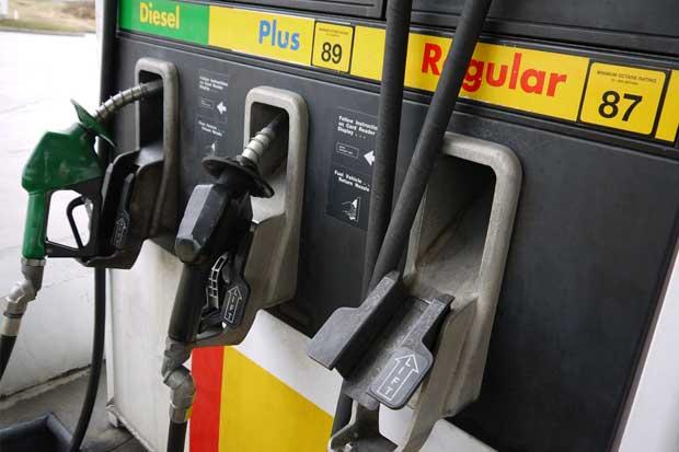 Gasolina amaneció más cara