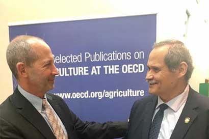 OCDE avala políticas agrícolas de Costa Rica