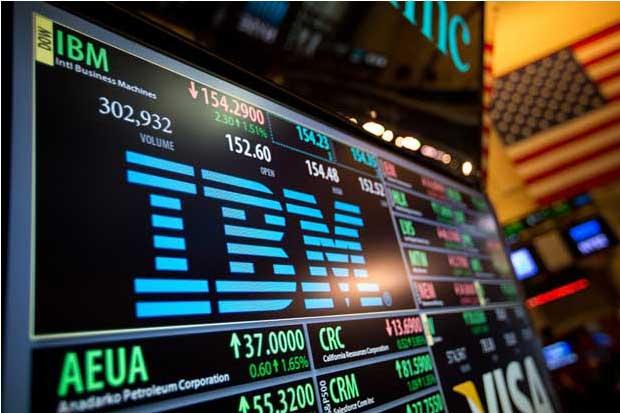 IBM cae luego que Buffett reveló venta de participación