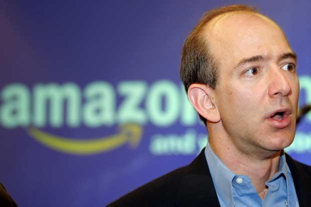 CEO de Amazon vende acciones de la empresa por $1.000 millones