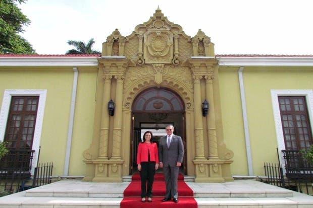 Consejo de Asociación Costa Rica - Panamá se reúnen para diálogo bilateral