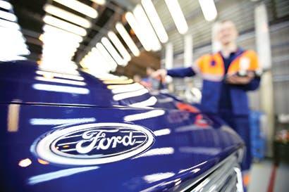 Ford despide temporalmente a 130 trabajadores de planta en Ohio