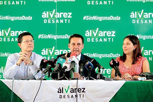 Tener a Figueres de enemigo sería mala movida para Álvarez