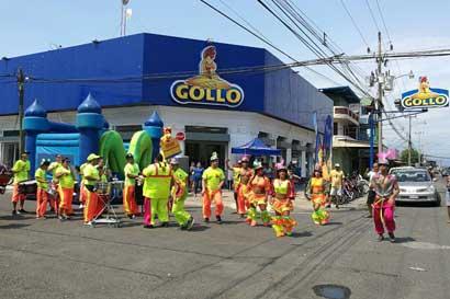 Gollo cambia su concepto de tienda en Puntarenas
