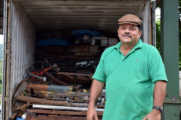 Exportadora costarricense utiliza hierro y cartón para sobresalir en el mercado