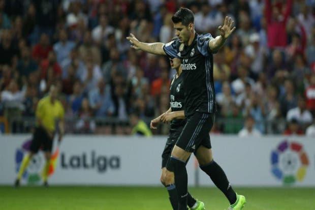 Real Madrid sigue luchando por ser campeón de liga