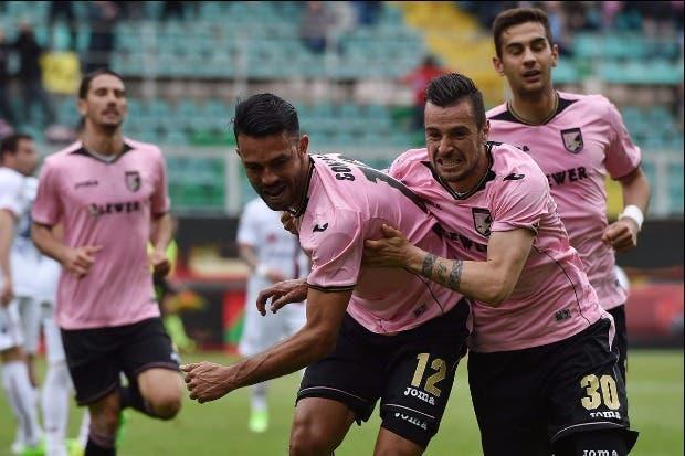"""""""Pipo"""" González desciende con el Palermo"""