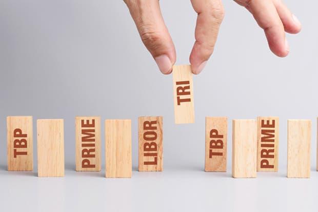 Referencia del crédito en TRI o TBP, ¿cuál es mejor?
