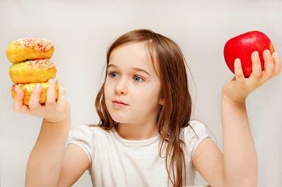 Sobrepeso y obesidad infantil es una problemática alarmante