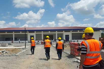 Invierten ¢12 mil millones en remodelación de centro de formación policial