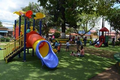 Municipalidad de Tibás trabaja en el embellecimiento del cantón