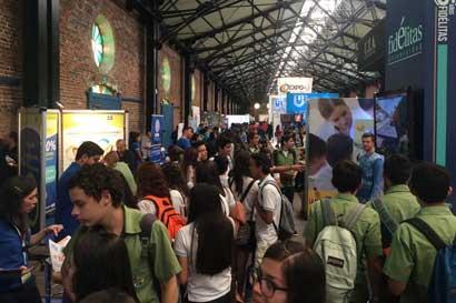 ExpoU ofrecerá becas, financiamiento e intercambios