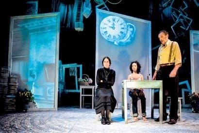 Cinco espectáculos se fusionan en escenario del Teatro Espressivo