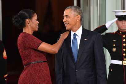 Obama: Ser presidente EEUU era como vivir en una agradable prisión