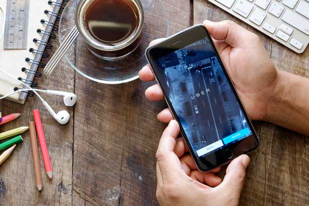 Uber llega a cuatro países de Centroamérica