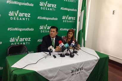 Errores en las mesas ya los había denunciado la tendencia de Álvarez Desanti