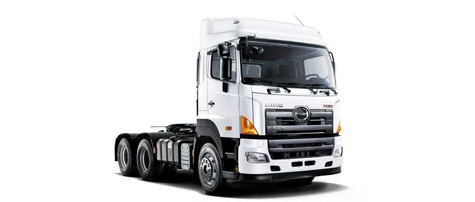 Primer cabezal HINO llega al país bajo el respaldo de Grupo Purdy Motor