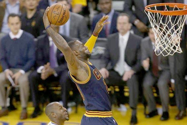 NBA perdió su taquicardia