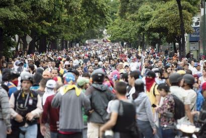 Tribunales militares juzgan a venezolanos acusados de rebelión