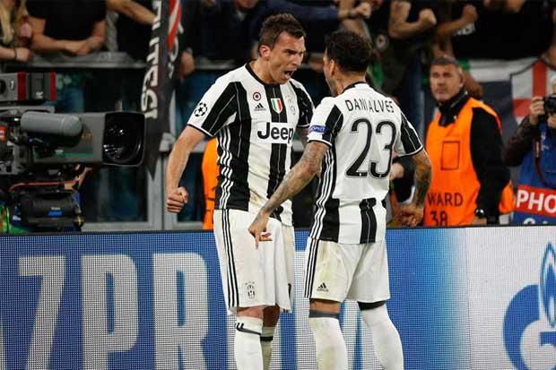 Juventus es el primer finalista de la Champions League