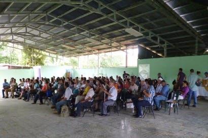 CCSS inició proceso de capacitación de líderes comunales en Limón