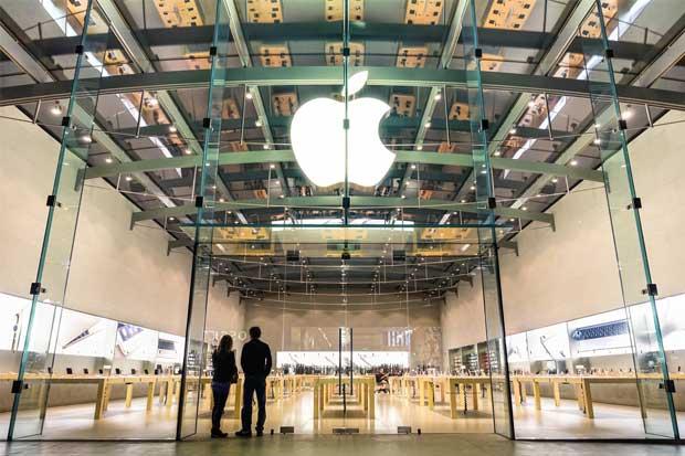 Apple, la primera compañía en Estados Unidos con valor de $800 mil millones