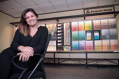 Emprendedores traen franquicia de pinturas al país