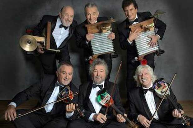 Les Luthiers recibió Premio Princesa de Asturias de Comunicación y Humanidades,