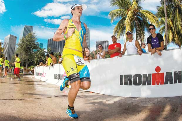 Estrategia nutricional para encarar un Ironman