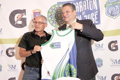 San José será el epicentro del maratón