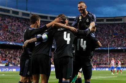 Real Madrid pasa con susto a la final de Champions League