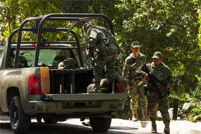 México rechaza etiqueta de segunda zona de conflicto más mortífera