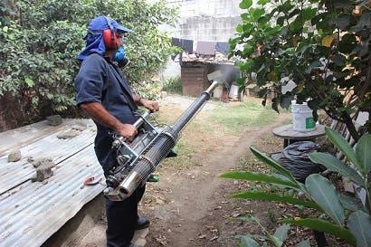 Salud insiste en eliminación de criaderos del dengue