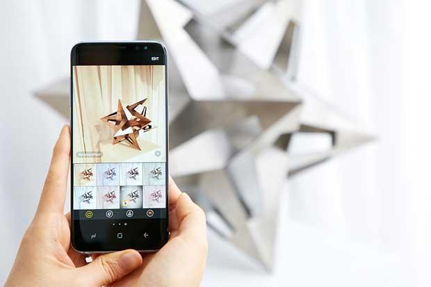 Samsung presentó su nuevo Galaxy S8 y S8+ en el país