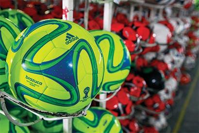 Adidas supera a Nike en la liga de patrocinadores de Europa