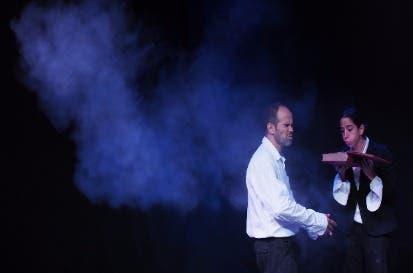 Teatro Espressivo aún se encuentra Entre Quijotes